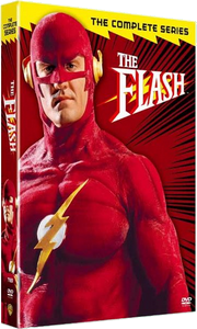 Coffret Intégrale The Flash
